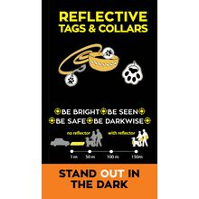 Be bright! Be seen! Walk safe!