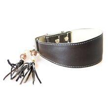 Handmade decorative collar tassel