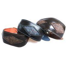 Tarras tweed rhombi hound collars