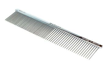 Greyhound classic grooming comb by Madan