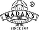 Madan dog brushes and combs for professional pet grooming from UK supplier