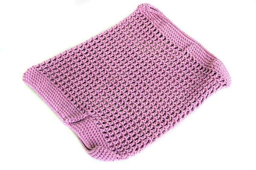 Cocker spaniel handmade crochet snood