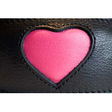 Fuchsia pink pearts - our original best seller design
