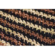 Dog Moda crochet snoods come in custom stripes too