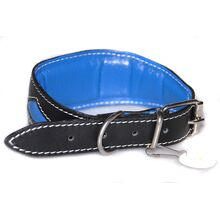 Soft padding and full lining on all Dog Moda hound collars