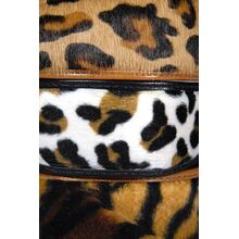 Big cats range of leather Whippet collars