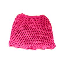 Crochet snoods for Lhasa Apso