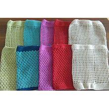 Cocker spaniel cotton crochet snoods