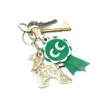Customise your keys with Dog Moda key fob