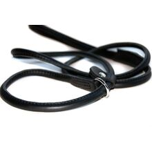 Leather stopper to correctly adjust slip collar for your dog