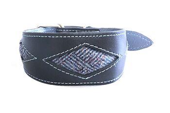 Blue mist diamonds collar